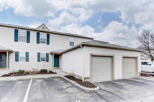 1628 Bennigan Drive 176D, Hilliard, OH 43026 (MLS #218010860) :: Julie & Company