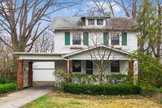 1080 Lincoln Road, Columbus, OH 43212 (MLS #218010928) :: CARLETON REALTY