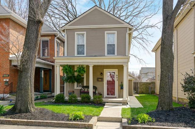 992 Harrison Avenue, Columbus, OH 43201 (MLS #218011572) :: Julie & Company
