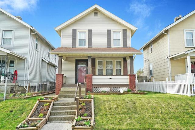 335 E Hinman Avenue, Columbus, OH 43207 (MLS #218011768) :: Berkshire Hathaway HomeServices Crager Tobin Real Estate
