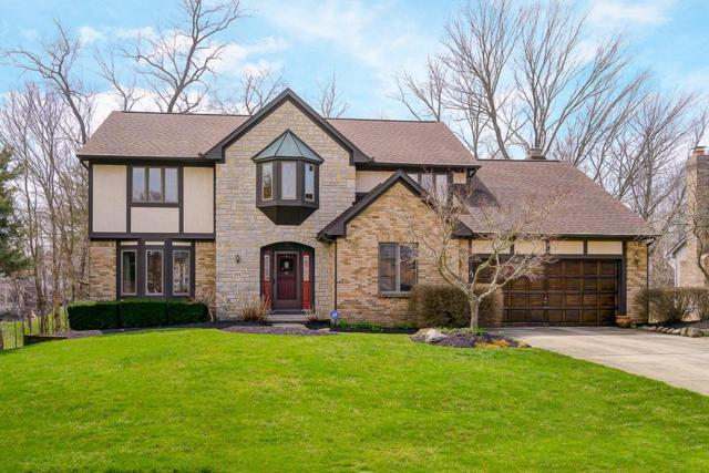 755 Bering Court, Westerville, OH 43081 (MLS #218012229) :: Berkshire Hathaway HomeServices Crager Tobin Real Estate