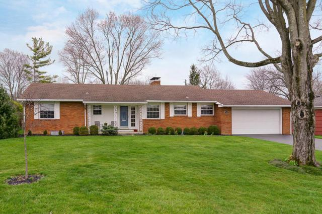 3900 Chiselhurst Place, Upper Arlington, OH 43220 (MLS #218012361) :: Berkshire Hathaway HomeServices Crager Tobin Real Estate