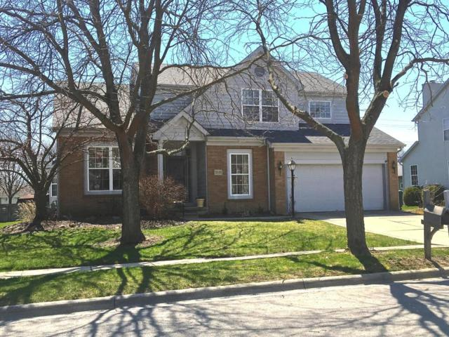 3649 Boathouse Drive, Hilliard, OH 43026 (MLS #218012382) :: Berkshire Hathaway HomeServices Crager Tobin Real Estate