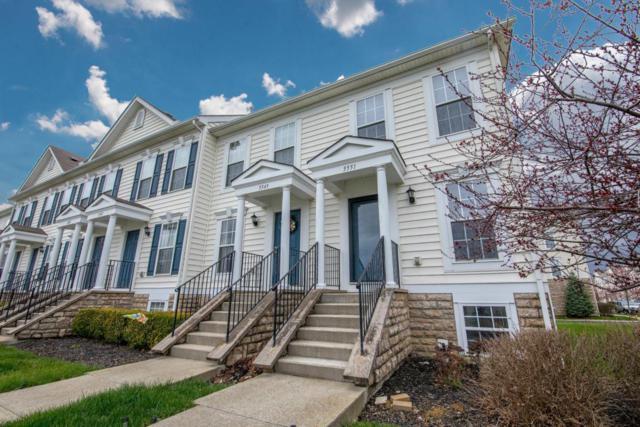5551 Bow Falls Boulevard, Dublin, OH 43016 (MLS #218012410) :: Berkshire Hathaway HomeServices Crager Tobin Real Estate
