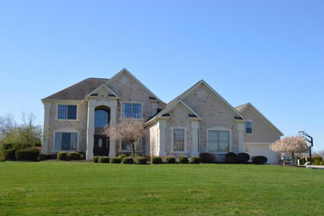 2407 Woodland Glen Drive, Powell, OH 43065 (MLS #218012472) :: Julie & Company