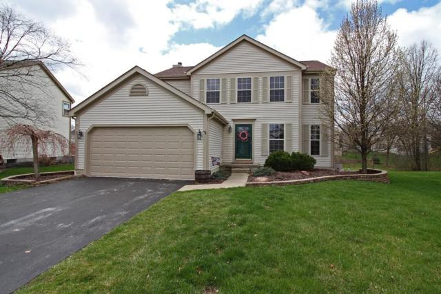 7914 Manorgate Street, Lewis Center, OH 43035 (MLS #218012621) :: Julie & Company