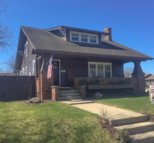 627 W 9th Street, Marysville, OH 43040 (MLS #218012695) :: Berkshire Hathaway HomeServices Crager Tobin Real Estate