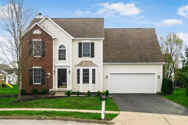 6457 Herb Garden Court, New Albany, OH 43054 (MLS #218012730) :: Julie & Company