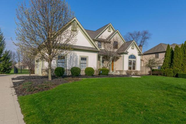 3383 Heritage Oaks Drive, Hilliard, OH 43026 (MLS #218012781) :: Signature Real Estate