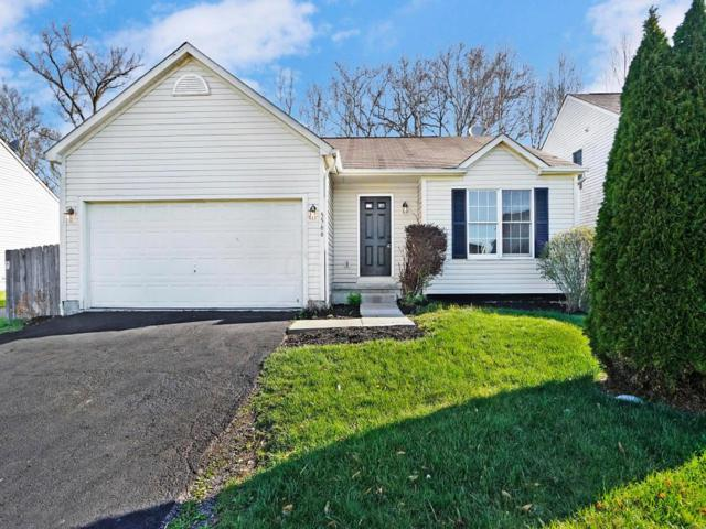 5566 Westerville Crossing Drive, Westerville, OH 43081 (MLS #218012782) :: Julie & Company