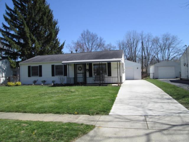 3466 Torrington Street, Hilliard, OH 43026 (MLS #218012794) :: The Mike Laemmle Team Realty