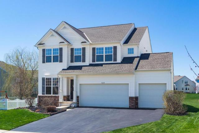1429 Idlewild Drive, Marysville, OH 43040 (MLS #218012813) :: CARLETON REALTY