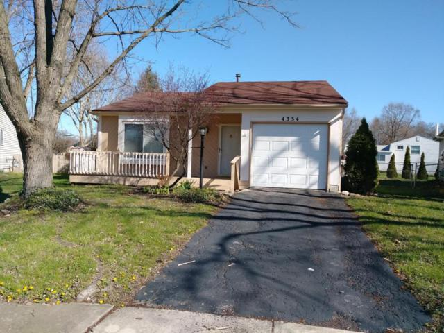4334 Lawn Place, Westerville, OH 43081 (MLS #218012821) :: Julie & Company
