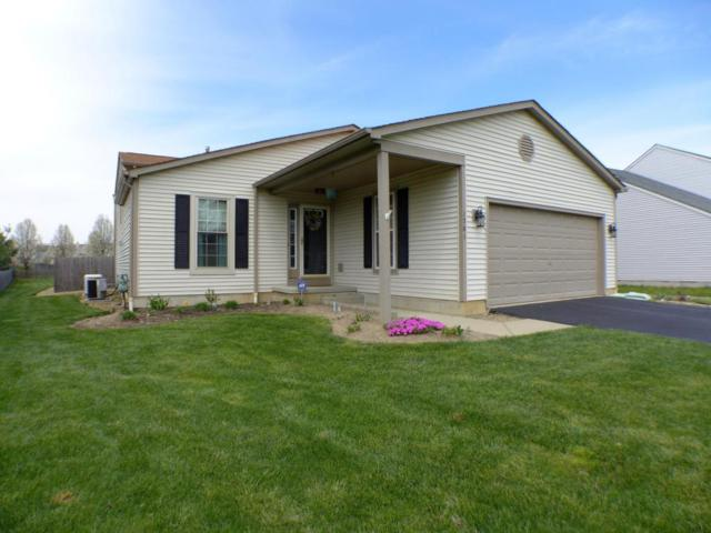 1581 Deer Run Place, Lancaster, OH 43130 (MLS #218012838) :: CARLETON REALTY