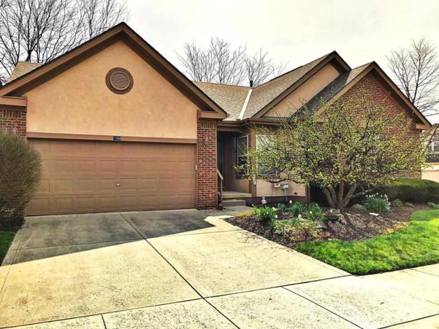 1254 Millstone Square, Westerville, OH 43081 (MLS #218012852) :: CARLETON REALTY