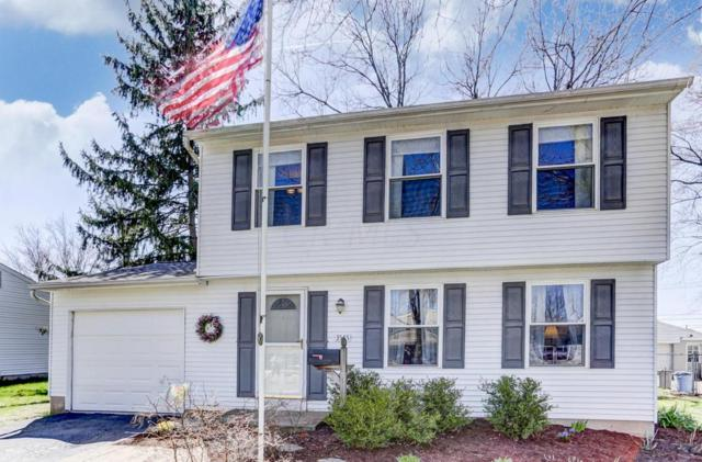 3565 Makassar Drive, Westerville, OH 43081 (MLS #218012859) :: CARLETON REALTY