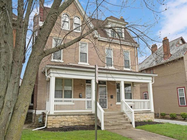 142 Wilson Avenue, Columbus, OH 43205 (MLS #218012890) :: Berkshire Hathaway HomeServices Crager Tobin Real Estate