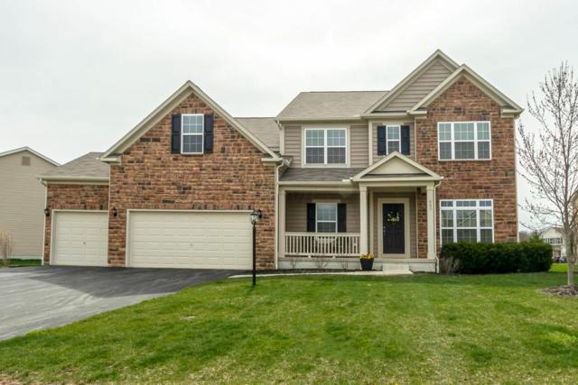 805 Maple Vista Drive, Delaware, OH 43015 (MLS #218012933) :: Signature Real Estate