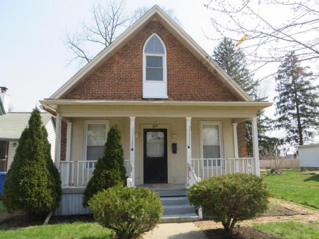 169 S Franklin Street, Delaware, OH 43015 (MLS #218012995) :: Shannon Grimm & Partners