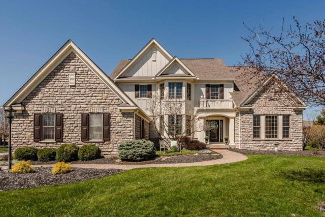 6642 Baronscourt Loop, Dublin, OH 43016 (MLS #218013007) :: The Raines Group