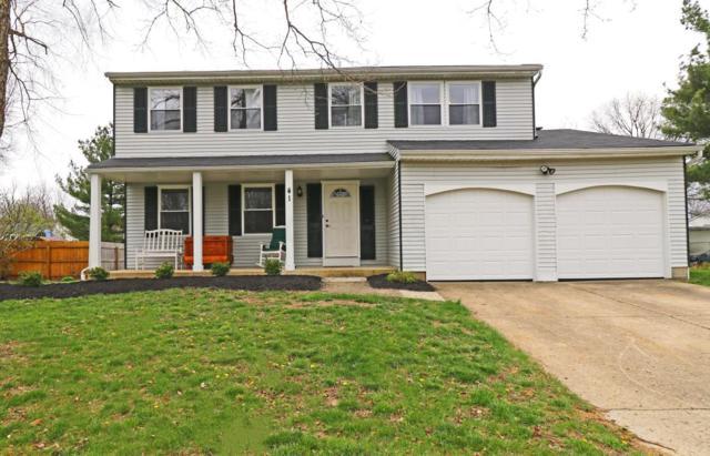 41 Lynette Drive, Pickerington, OH 43147 (MLS #218013022) :: Berkshire Hathaway HomeServices Crager Tobin Real Estate
