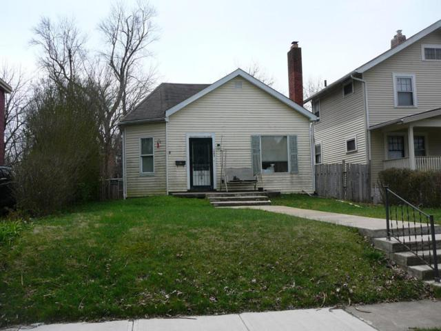 1593 Manchester Avenue, Columbus, OH 43211 (MLS #218013042) :: Berkshire Hathaway HomeServices Crager Tobin Real Estate