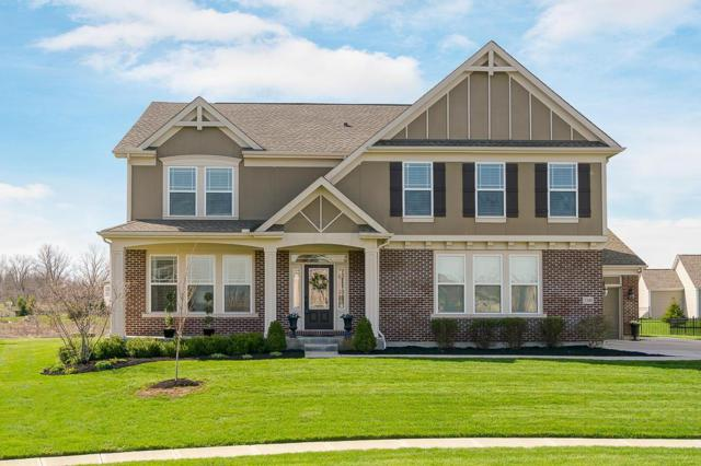 3349 Windy Forest Lane, Powell, OH 43065 (MLS #218013082) :: CARLETON REALTY