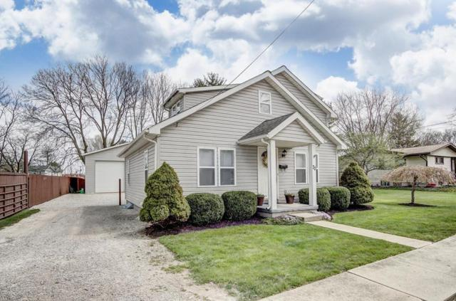 70 S Frey Avenue, West Jefferson, OH 43162 (MLS #218013173) :: Berkshire Hathaway HomeServices Crager Tobin Real Estate