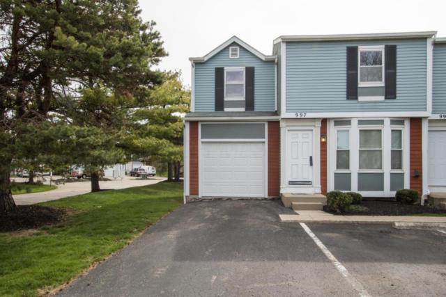 997 Annagladys Drive R1, Worthington, OH 43085 (MLS #218013189) :: Shannon Grimm & Partners