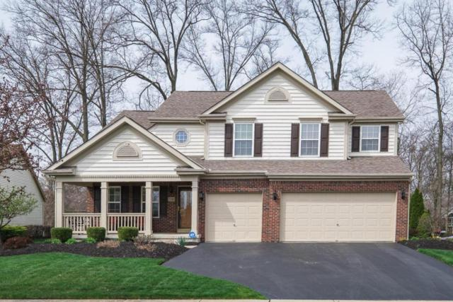 7146 Nightshade Drive, Westerville, OH 43082 (MLS #218013230) :: The Raines Group