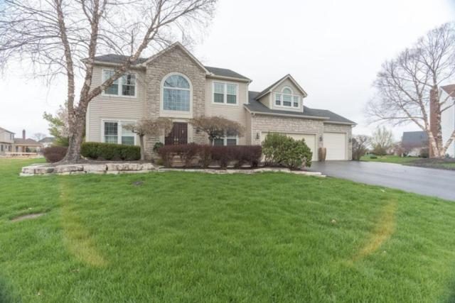 9274 Hampshire Court, Powell, OH 43065 (MLS #218013251) :: The Raines Group
