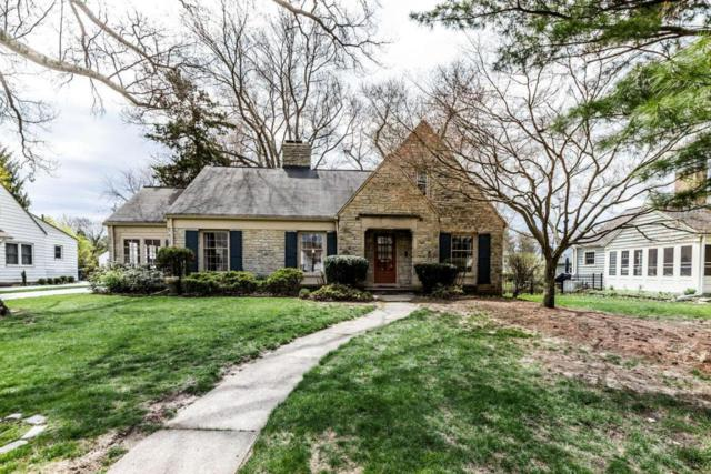 81 Nottingham Road, Columbus, OH 43214 (MLS #218013283) :: Shannon Grimm & Partners