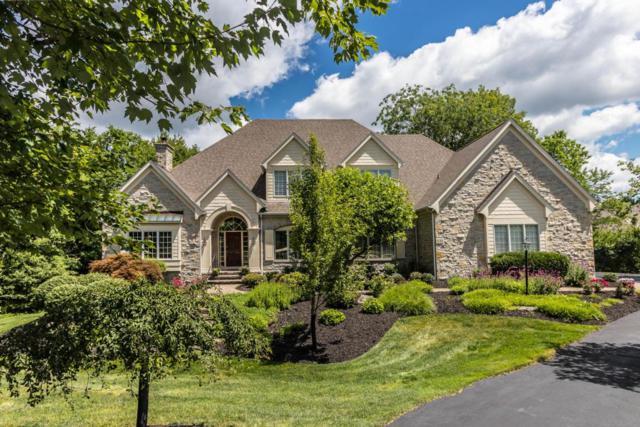 1530 Brittingham Lane, Powell, OH 43065 (MLS #218013322) :: The Raines Group