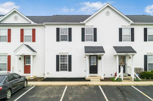 6064 Georges Park Drive 4D, Canal Winchester, OH 43110 (MLS #218013340) :: Berkshire Hathaway HomeServices Crager Tobin Real Estate