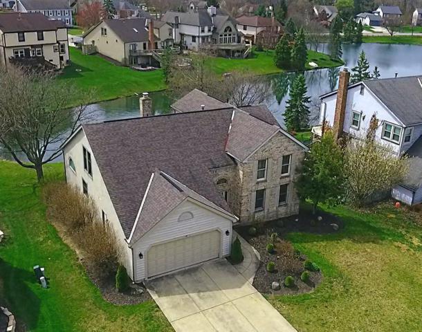 1036 Arcaro Drive, Gahanna, OH 43230 (MLS #218013343) :: The Raines Group