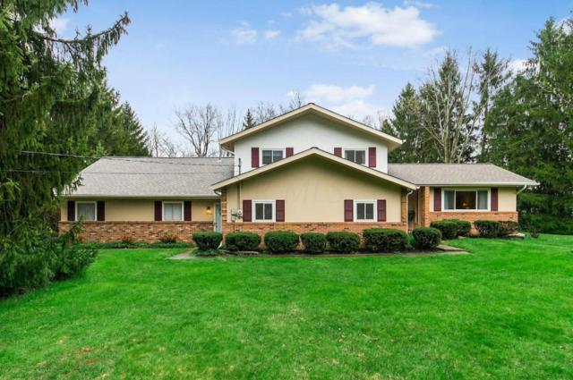 7318 Lee Road, Westerville, OH 43081 (MLS #218013359) :: The Raines Group