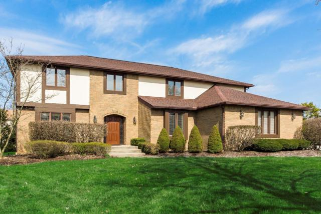 5587 Tangarey Court, Columbus, OH 43235 (MLS #218013365) :: The Raines Group