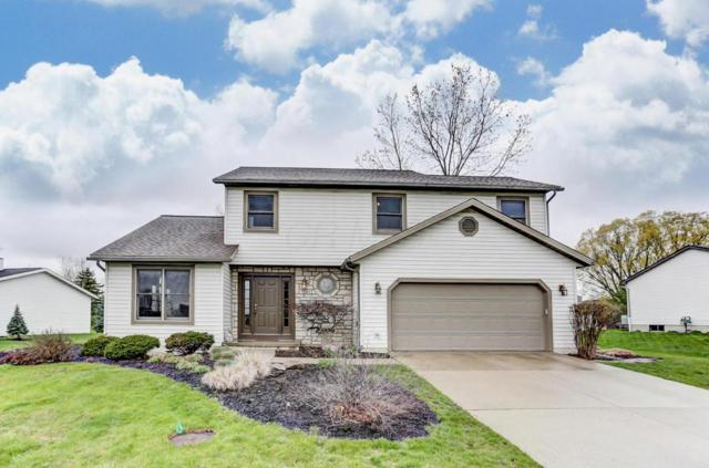 1341 Woodline Drive, Marysville, OH 43040 (MLS #218013373) :: The Raines Group