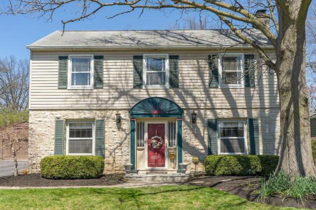 1624 Guilford Road, Upper Arlington, OH 43221 (MLS #218013404) :: Shannon Grimm & Partners