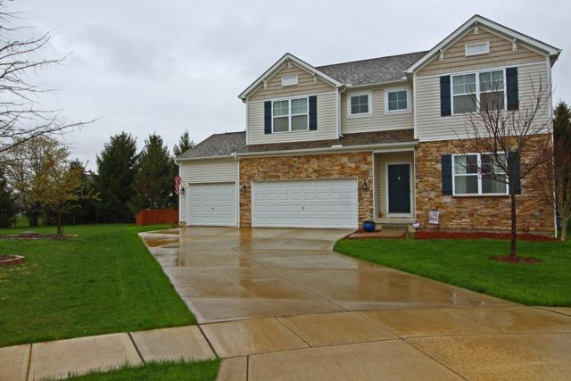 7342 Taylor Bend Drive, Canal Winchester, OH 43110 (MLS #218013414) :: Shannon Grimm & Partners