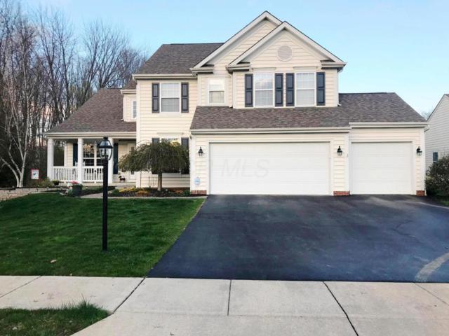5347 Ketterington Lane, Westerville, OH 43082 (MLS #218013421) :: Shannon Grimm & Partners