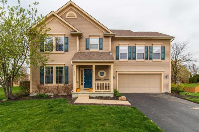 338 Amber Light Circle, Delaware, OH 43015 (MLS #218013441) :: CARLETON REALTY