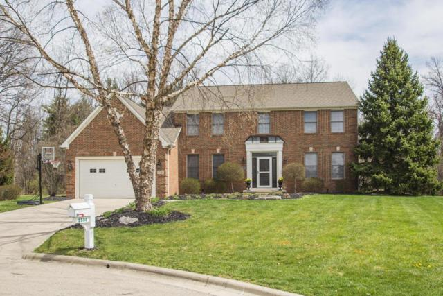 5505 Bellerive Place, Westerville, OH 43082 (MLS #218013503) :: CARLETON REALTY