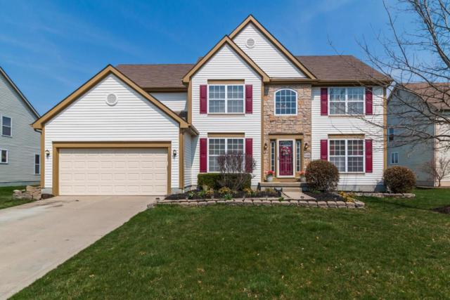 5560 Maple Dell Court, Hilliard, OH 43026 (MLS #218013540) :: CARLETON REALTY