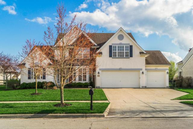4201 Laurel Valley Drive, Powell, OH 43065 (MLS #218013638) :: CARLETON REALTY