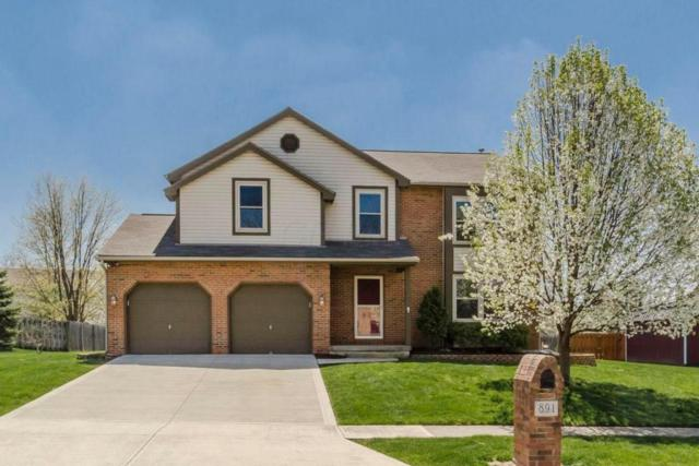 891 Trifecta Court, Columbus, OH 43230 (MLS #218013687) :: Exp Realty