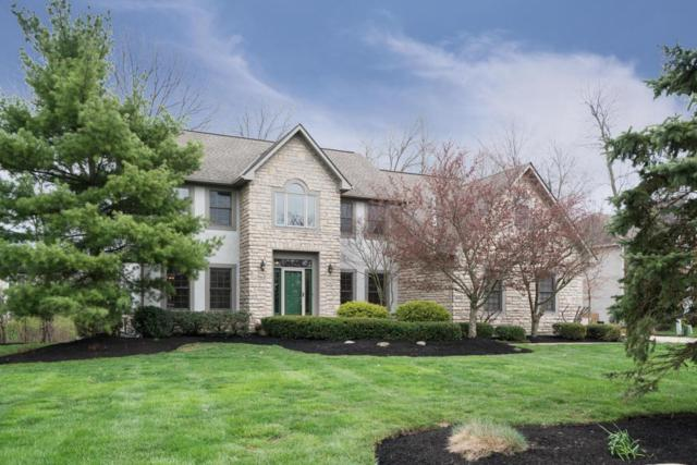 5412 Annandale Court, Westerville, OH 43082 (MLS #218013688) :: CARLETON REALTY