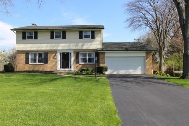 3888 Ridgewood Drive, Hilliard, OH 43026 (MLS #218013708) :: Exp Realty