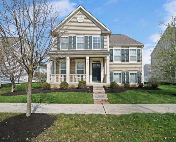 680 Granite Drive, Westerville, OH 43082 (MLS #218013742) :: Berkshire Hathaway HomeServices Crager Tobin Real Estate