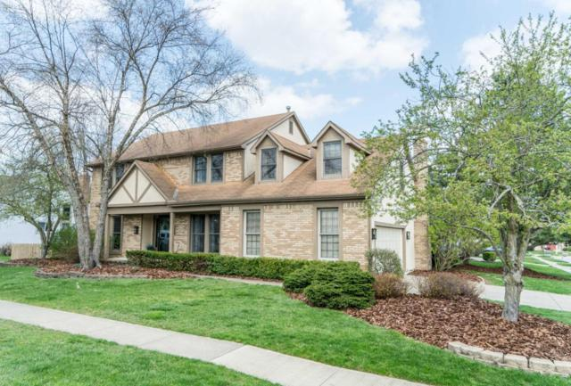 4784 Coolbrook Drive, Hilliard, OH 43026 (MLS #218013747) :: Berkshire Hathaway HomeServices Crager Tobin Real Estate